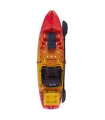 caiaque hunter fishing 285 tequila pro + cooler brudden náutica