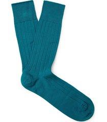 john smedley short socks