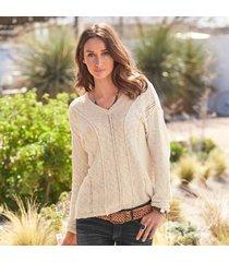 natural instincts pullover