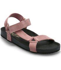 bibbi shoes summer shoes flat sandals rosa re:designed est 2003