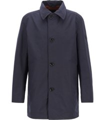boss men's water-repellent coat