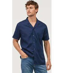 skjorta cubano shirt flat finish
