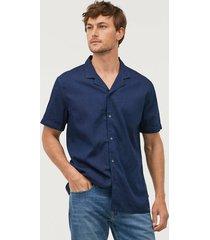 skjorta cubano shirt flat finish