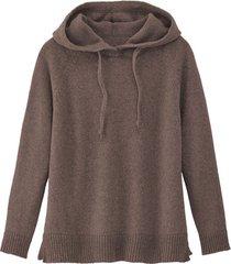 pullover met capuchon, noga 36