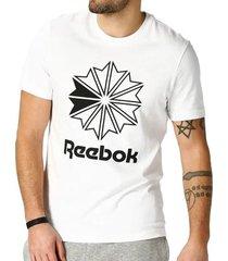 t-shirt korte mouw reebok sport -