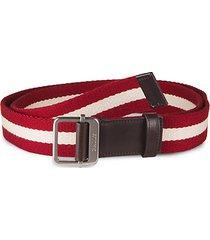 tinait textile & leather belt