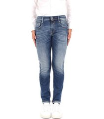 skinny jeans replay m914y 000 285 914 009
