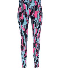 leggings sport colores neon color rosado, talla xs