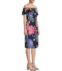 amelia floral dress