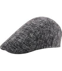 cappuccio per berretti di lana caldo invernale regolabile da uomo