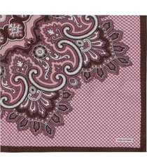 tagliatore printed shawl