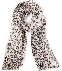 pañuelo jaguar beige humana