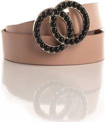 cinturón de mujer palo de rosa  cosmos