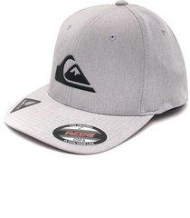 gorra gris-negro quiksilver