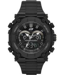 skechers men's el segundo strap watch 50mm