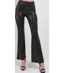 pantalon brillante oxford gold night concept