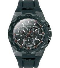 relógio de pulso chronotech active - aço