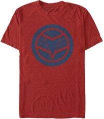 fifth sun men's shield short sleeve crew t-shirt