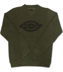 dickies vermont sweatshirt dark olive