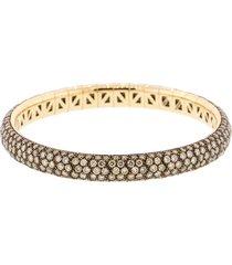 cognac diamond universo bracelet