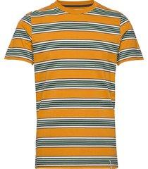 akrod t-shirt t-shirts short-sleeved gul anerkjendt