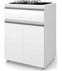 balcão cooktop móvel bento branco