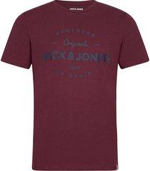 joroliver tee ss crew neck t-shirts short-sleeved lila jack & j s