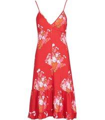 korte jurk desigual cherry