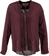 garcia soepele modal blouse