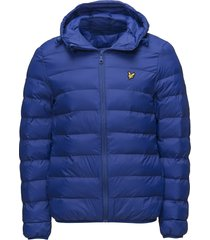 lightweight puffer jacket fodrad jacka blå lyle & scott