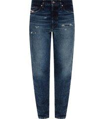 d-macs ruwe rand jeans
