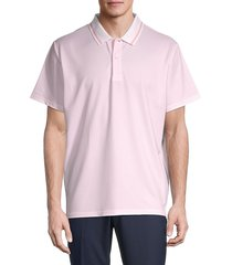 bonobos men's performance standard-fit polo - pink - size s
