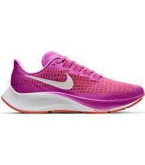 tenis correr nike mujer bq9647-600 rosa