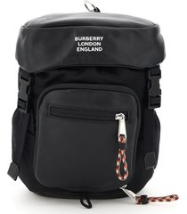 burberry leo one shoulder backpack