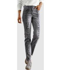 jeans dress in grey