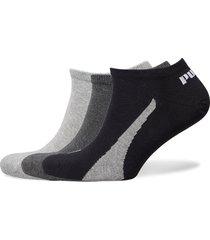 puma unisex lifestyle sneakers 3p ankelstrumpor korta strumpor svart puma