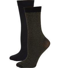 2-pack trouser socks