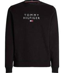 sweater flag zwart