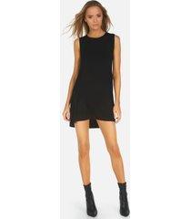 gilly core dress - l black