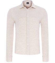 camisa masculina rustic - bege