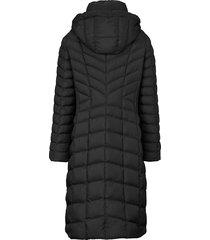 gewatteerde jas van fuchs & schmitt zwart