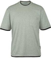 wolverine men's miter short sleeve tee light grey heather, size xxl
