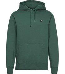 ian hoodie hoodie trui groen wood wood