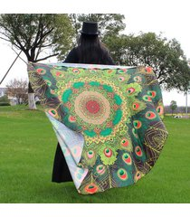 150cm-round-beach-towel-summer-feather-printing-beach-towels-circle-beach-towel-