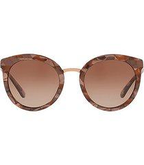 eternal 52mm round sunglasses