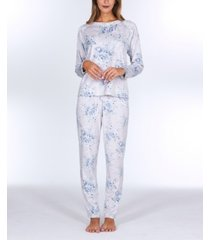 flora by flora nikrooz elie super soft pajama set