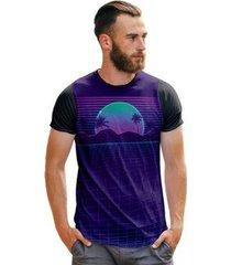 camiseta di nuevo califórnia beach masculina