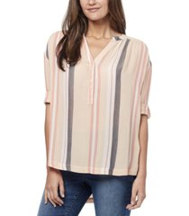 nine west women's grisella top