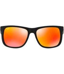 gafas ray ban nylon negro hombre 100%uv