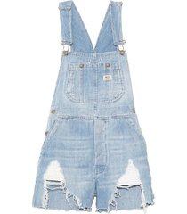 overall short in elton blue